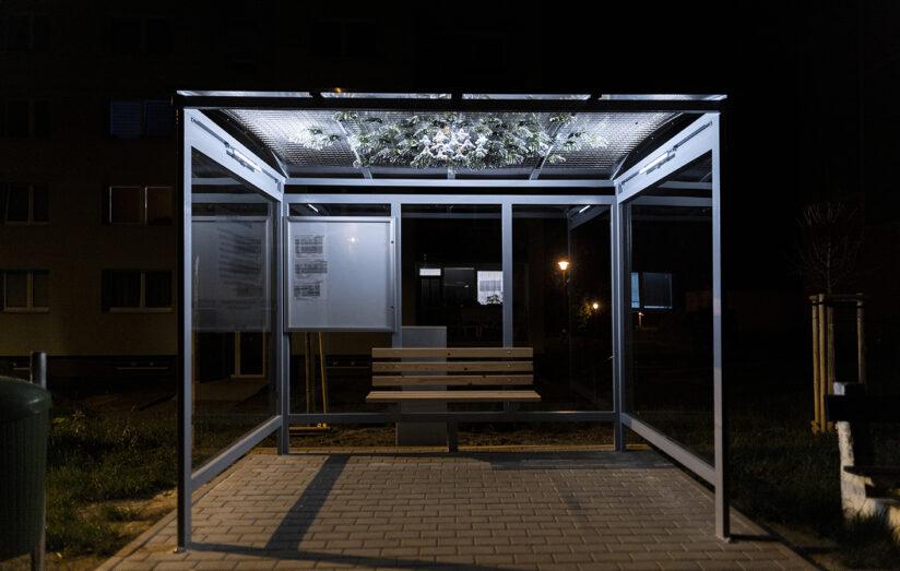 Zastávka, Kamenický Šenov, 2021